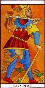 Tarot de Marseille - 0-The Fool