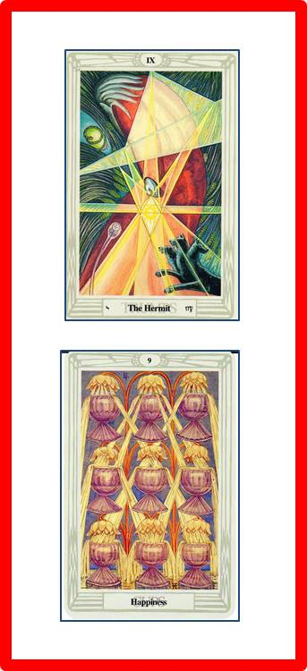 Double Carded Tarot Card Spread for Problem Solving | Living